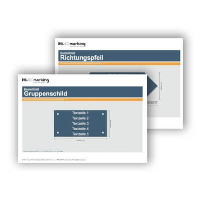 Bestellformulare von HLKSmarking